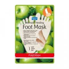 Purederm Intenzivní hojivá maska s výtažky z jablka, 1 pár