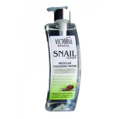 Victoria Beauty Snail Extract Micelární voda se šnečím extraktem, 400 ml