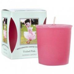 Bridgewater Candle Company  Votivní Svíčka Tickled Pink, 15 hodin