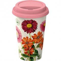 Creative Tops Cestovní hrnek Painted Daisy, 290 ml