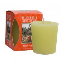 Bridgewater Candle Company Vonná votivní svíčka Fresh Apple, 15 hodin