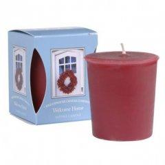 Bridgewater Candle Company Vonná votivní svíčka Welcome Home (vítejte doma), 15 hodin