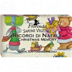 La Dispensa Italské mýdlo Ricordi Di Natale 100 g